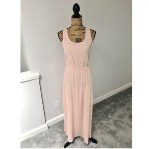 3/$20 H&M :: Blush Maxi Dress